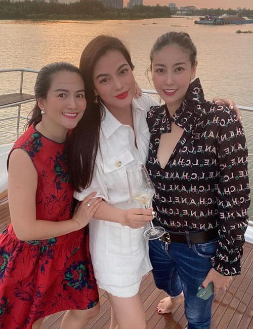 Tình bạn của Hà Kiều Anh - Trương Ngọc Ánh - Anh Thơ-6