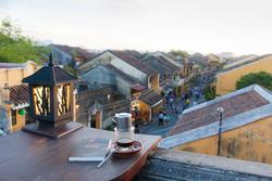 'Chill' một chút ở 3 quán cà phê nóc nhà, ngắm toàn cảnh Hội An
