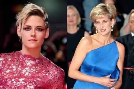 Kristen Stewart gây tranh cãi khi đóng vai Công nương Diana