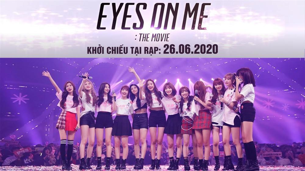 Nối tiếp BTS, IZ*ONE trở thành nhóm nhạc nữ Hàn Quốc đầu tiên đưa concert lên phim-5