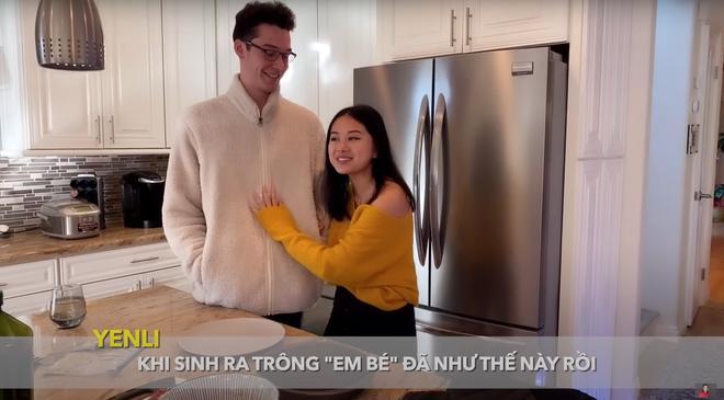 Con gái xinh đẹp và bạn trai Tây cao 1m92 chiếm spotlight trong vlog của MC Nguyễn Cao Kỳ Duyên-5