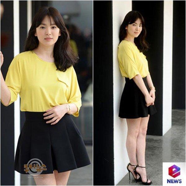 Bảo quốc nhan sắc nhưng không ít lần Song Hye Kyo bị chê vừa già vừa xấu trên thảm đỏ quốc tế-6