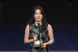 Lee Young Ae mất tự tin về diễn xuất