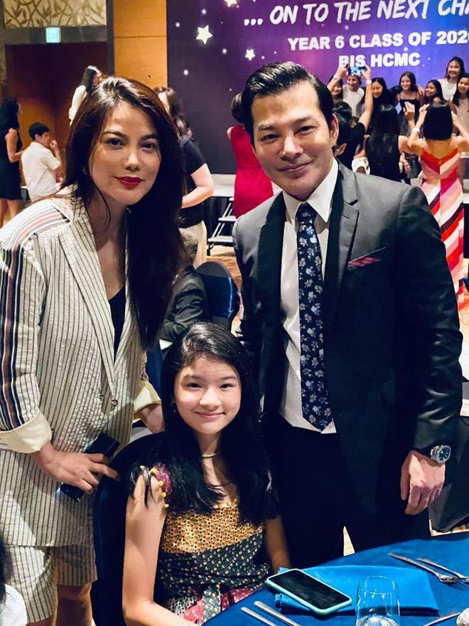 Trương Ngọc Ánh và Trần Bảo Sơn bên nhau trong tiệc của con gái-1