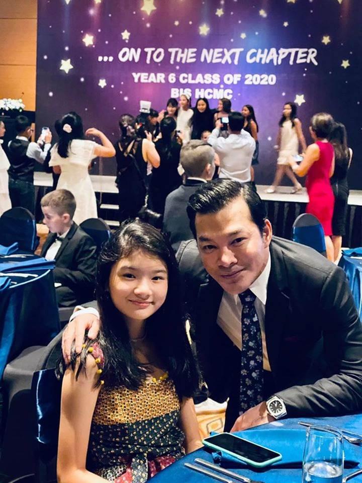 Trương Ngọc Ánh và Trần Bảo Sơn bên nhau trong tiệc của con gái-4