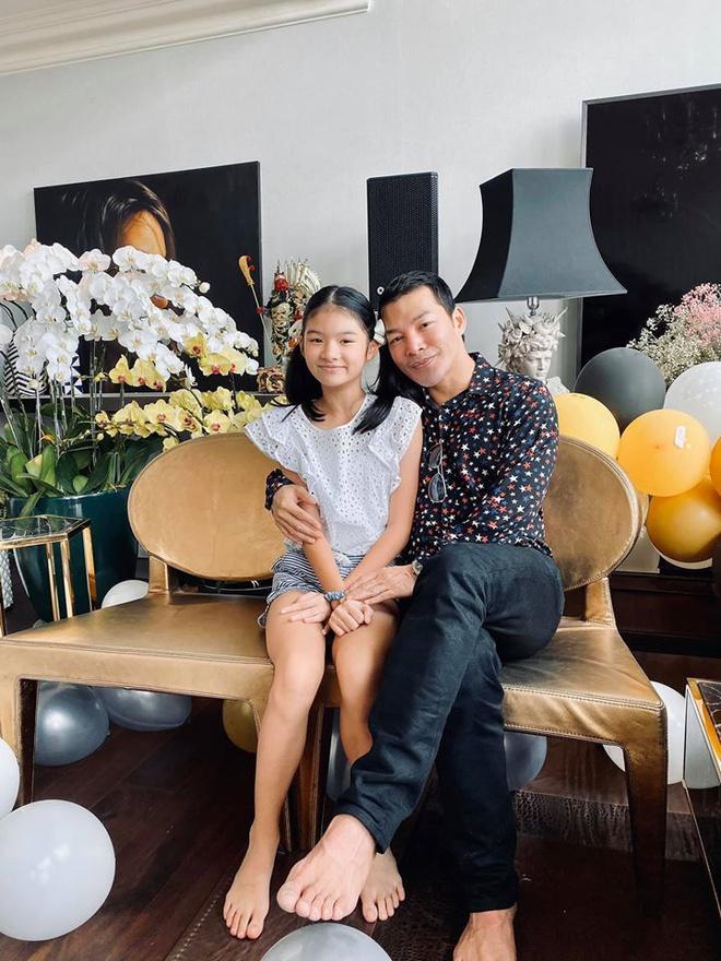 Trương Ngọc Ánh và Trần Bảo Sơn bên nhau trong tiệc của con gái-7