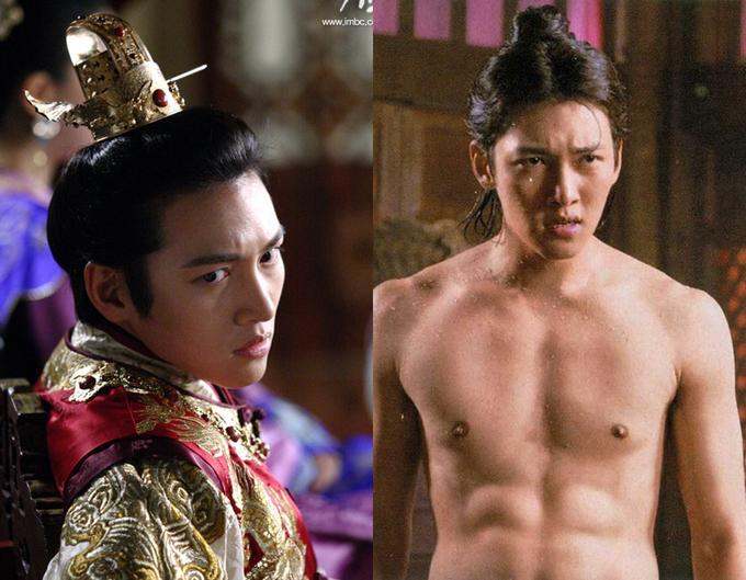Ji Chang Wook từng có thời tăng 12kg, đánh mất vẻ nam thần-1