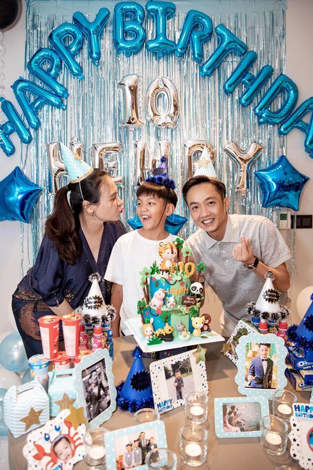 Lệ Quyên chúc mừng sinh nhật con trai Hồ Ngọc Hà sau 5 năm im ắng-1