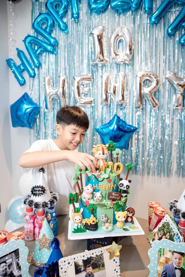 Lệ Quyên chúc mừng sinh nhật con trai Hồ Ngọc Hà sau 5 năm im ắng-2