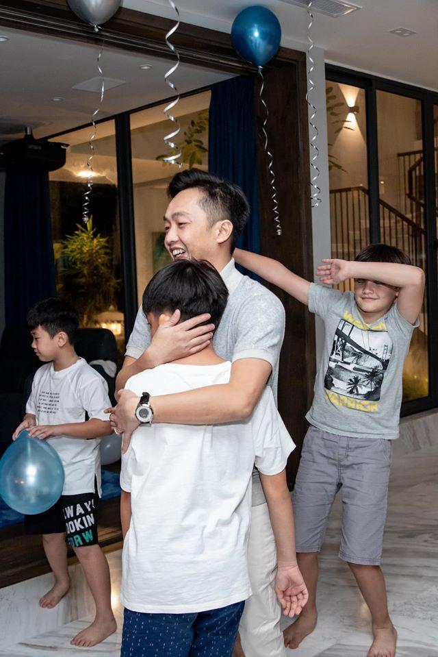 Lệ Quyên chúc mừng sinh nhật con trai Hồ Ngọc Hà sau 5 năm im ắng-3