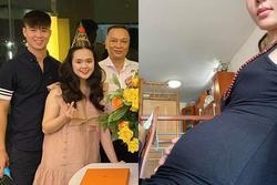 3 nàng WAGs Việt đang vác bụng bầu: Người xấu như chưa từng được xấu, người to lên gấp đôi