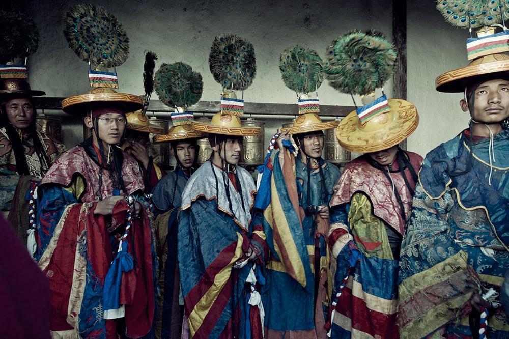 Vương quốc ẩn khuất trên dãy Himalaya, nơi phụ nữ lấy nhiều chồng-7