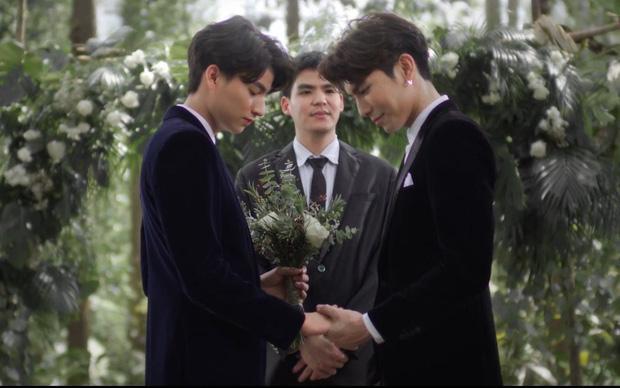 Cực phẩm đam mỹ Thái TharnType 2 tung thiệp cưới khiến fan vỡ òa, sắp có đám cưới thế kỷ rồi hay sao?-7
