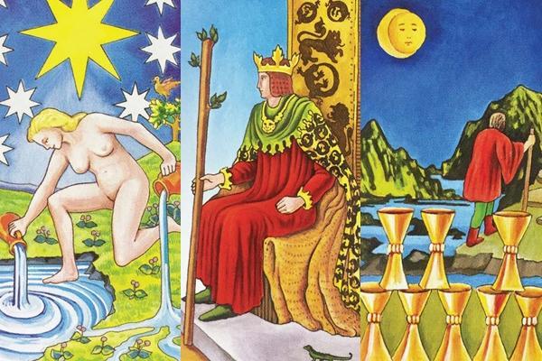 Bói bài Tarot: Chọn 1 lá bài để biết túi tiền đầy hay vơi trong tuần mới-1