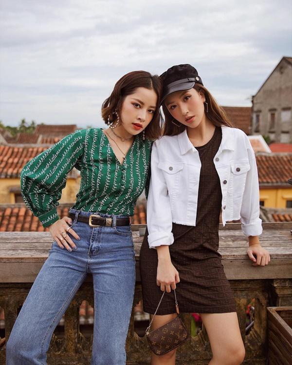 Tuyên bố không yêu bạn trai cũ của nhau của hội bạn thân hotgirl Chi Pu, Quỳnh Anh Shyn bất ngờ bị đào mộ-5