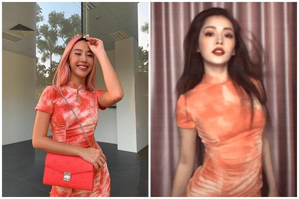 Chi Pu - Quỳnh Anh Shyn cạch mặt vẫn có gu thời trang đồng điệu-12