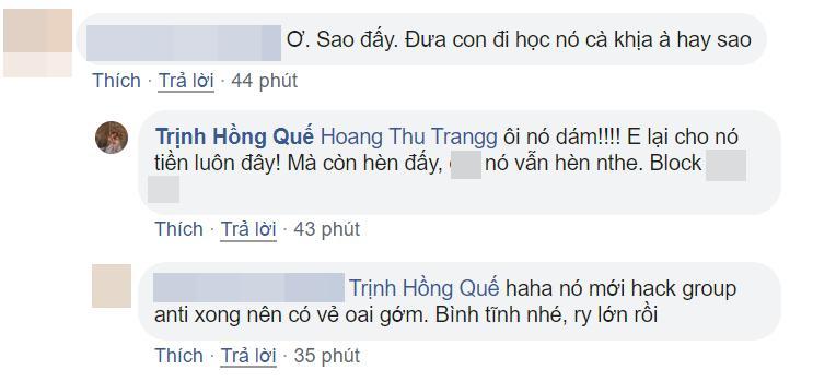 Hồng Quế công khai dằn mặt Lưu Đê Ly là con hèn