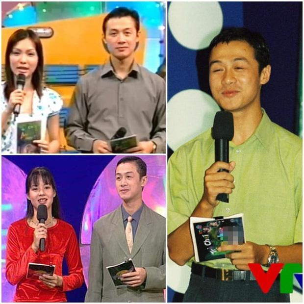 Hình ảnh ngố tàu thuở mới vào nghề của MC Anh Tuấn khiến dân tình chẳng tiếc một nút like-1