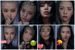 Trấn Thành, Trúc Nhân, Quang Trung, Ali Hoàng Dương rủ nhau biến hình thành nhóm BlackPink