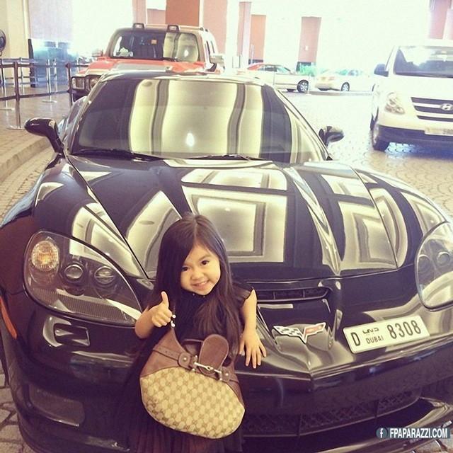 Cuộc sống sau 7 năm của bé gái được đại gia Dubai nhận nuôi-3