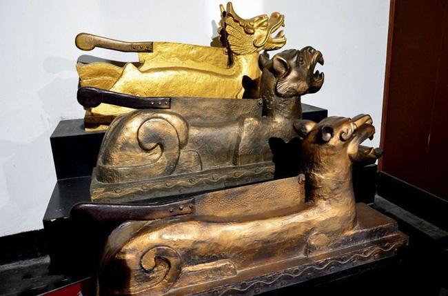 Hé lộ bí ẩn về 3 chiếc Long - Hổ - Cẩu đầu đao dùng để xử trảm phạm nhân của Bao Thanh Thiên-2