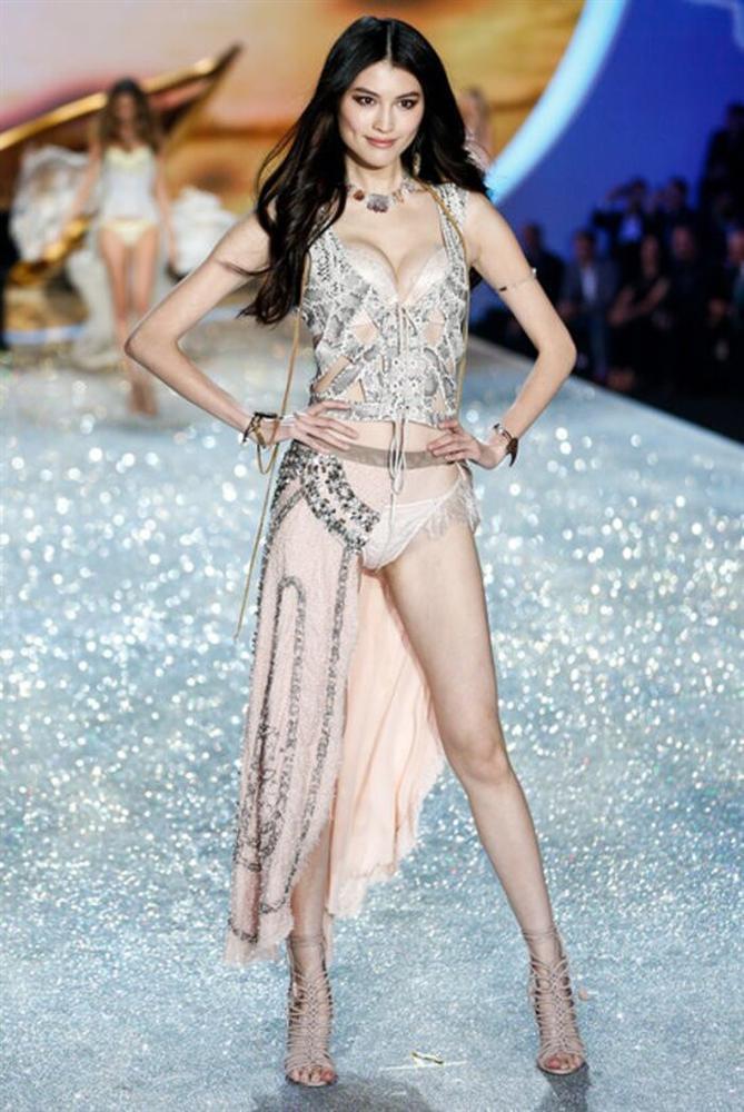 Thiên thần nội y Victorias Secret Trung Quốc dính nghi án phẫu thuật thẩm mỹ-2