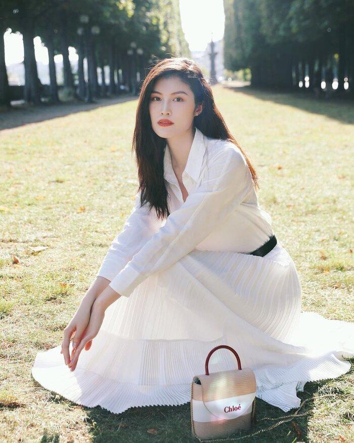 Thiên thần nội y Victorias Secret Trung Quốc dính nghi án phẫu thuật thẩm mỹ-6