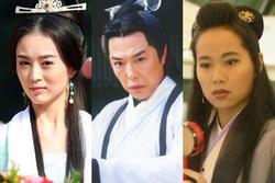 10 diễn viên phá nát hình tượng mỹ nam - mỹ nữ phim kiếm hiệp Kim Dung