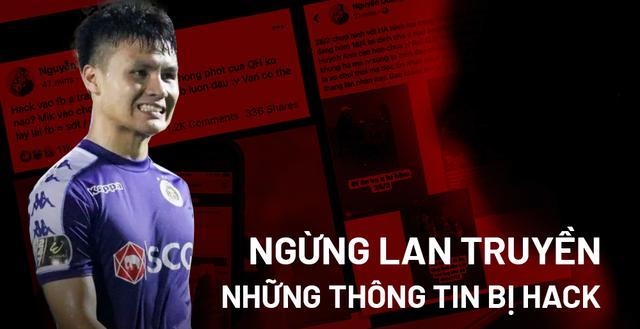Quang Hải bị hack Facebook, lộ tin nhắn nhạy cảm về tình trường với nhiều cô gái-1