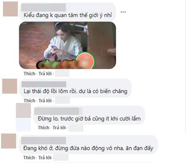 Dương Mịch cau có khó chịu ở hậu trường, netizen cà khịa: Ủa mới thắng kiện mà chị ơi!-5