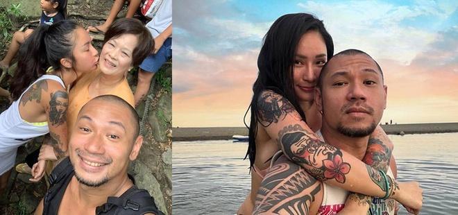 Tài tử Đài Loan bắt quả tang bạn gái ngoại tình-2