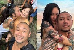 Tài tử Đài Loan bắt quả tang bạn gái ngoại tình