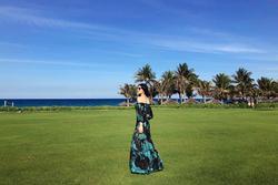 Nhan sắc tươi tắn dịu dàng của người đẹp Mia Mai