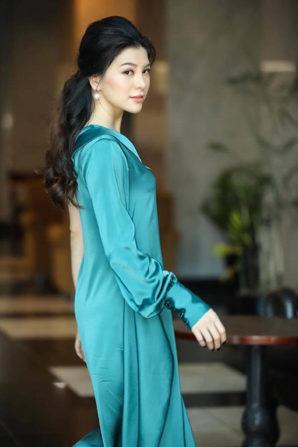 Nhan sắc tươi tắn dịu dàng của người đẹp Mia Mai-2