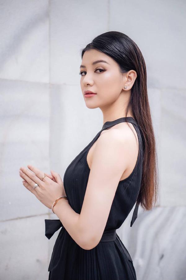 Nhan sắc tươi tắn dịu dàng của người đẹp Mia Mai-4