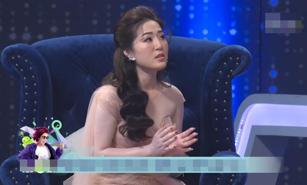 MC thời tiết Phạm Thanh Tâm ngồi ghế nữ chính Người ấy là ai