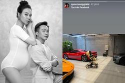 'Siêu xe' mới xuất hiện trong gara của Cường Đô La, giá trị thực sự gây bất ngờ