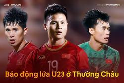 Báo động lứa U23 ở Thường Châu
