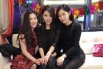 3 người phụ nữ cùng chụp một tấm hình, dân mạng tranh cãi không biết ai là mẹ, ai là con
