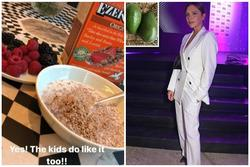Victoria Beckham ăn gì để giữ da đẹp, dáng thon ở tuổi 46?