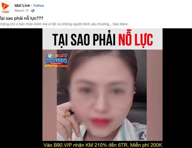 Giang hồ mạng Huấn Hoa Hồng ngang nhiên làm MV quảng cáo game đánh bạc: Có thể bị xử lý hình sự-5