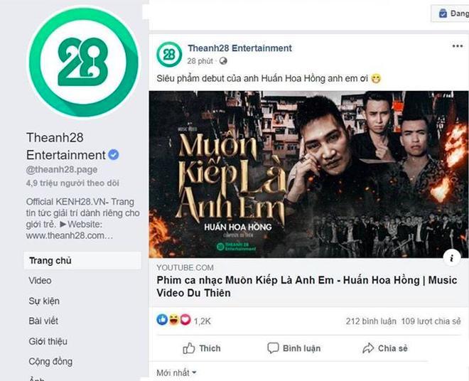 Giang hồ mạng Huấn Hoa Hồng ngang nhiên làm MV quảng cáo game đánh bạc: Có thể bị xử lý hình sự-3