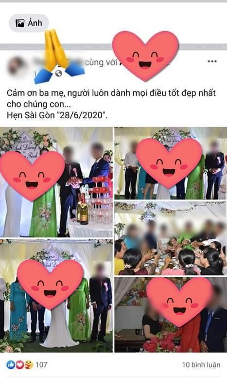 Cô gái đặt make up nhưng lươn lẹo là đi đám cưới người yêu cũ để đỡ phải trả phí cao-3