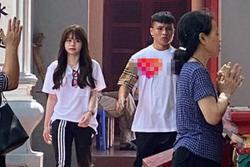 Quang Hải - Huỳnh Anh bên nhau như chưa từng có scandal 'nhún nhẩy hồ Tây' phá đám