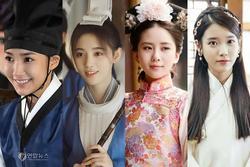 Đọ sắc mỹ nhân Hoa - Hàn đóng cùng vai diễn: Ai đẹp hơn ai?