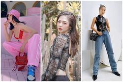 Quỳnh Anh Shyn mặc bikini đi boots độc dị, viết status ẩn ý giữa tâm bão cạch mặt Chi Pu