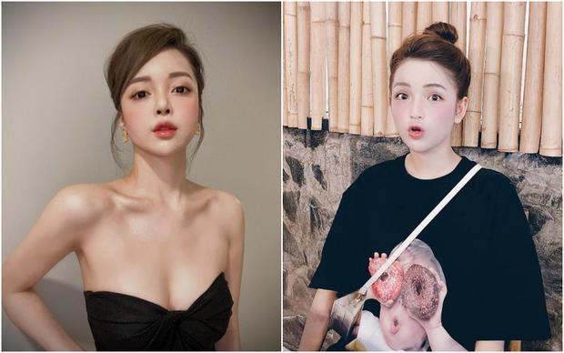 Tình cờ phát hiện Khánh Hà - bồ thiếu gia Phan Hoàng giống hệt một gái xinh trên mạng-3