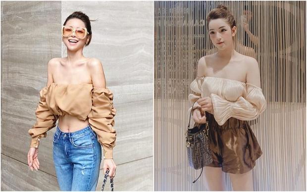 Tình cờ phát hiện Khánh Hà - bồ thiếu gia Phan Hoàng giống hệt một gái xinh trên mạng-7