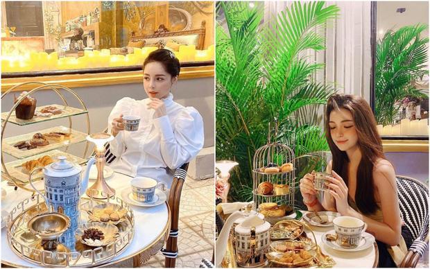 Tình cờ phát hiện Khánh Hà - bồ thiếu gia Phan Hoàng giống hệt một gái xinh trên mạng-8