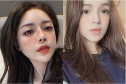 Tình cờ phát hiện Khánh Hà - bồ thiếu gia Phan Hoàng giống hệt một gái xinh trên mạng